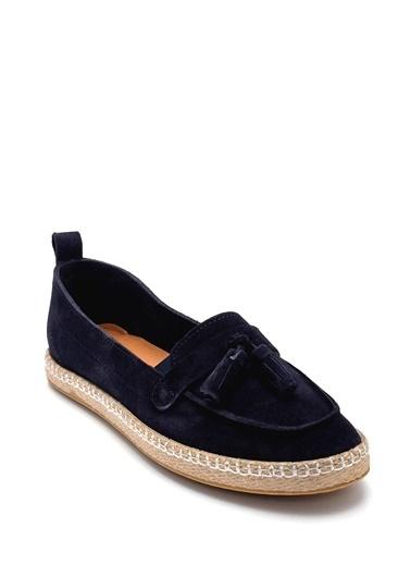 Derimod Kadın Sandalet(119) Casual Lacivert